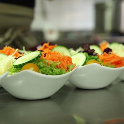 Lekkere salade als bijgerecht