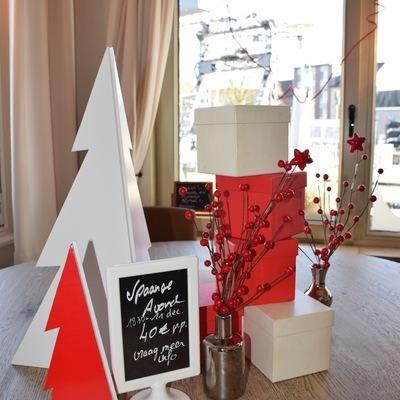 Sacchetti's - Thema Kerst
