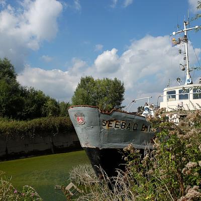 Sacchetti 's - impressies op het water in Klein-Willebroek